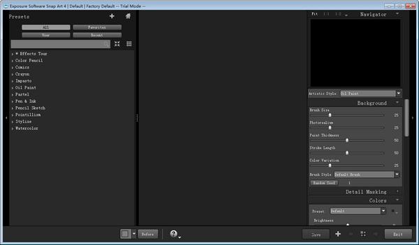 Snap Art 4(PS手绘滤镜软件)